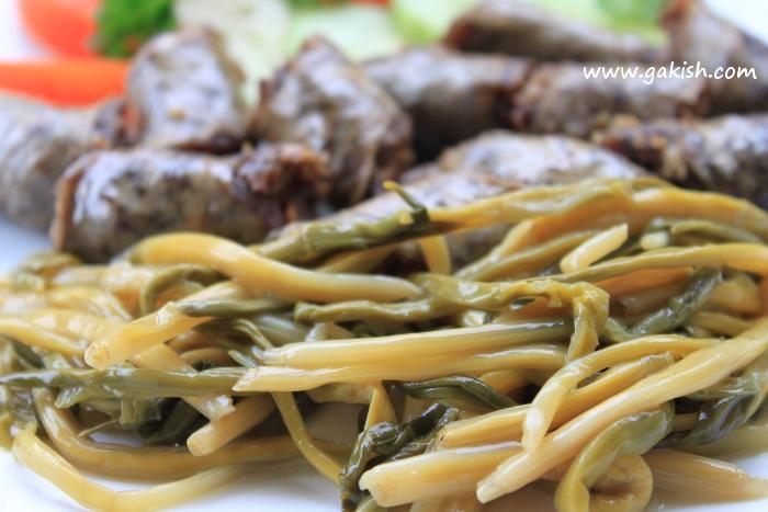 honk черемша хьонк чеченские блюда рецепты хьонк черемша