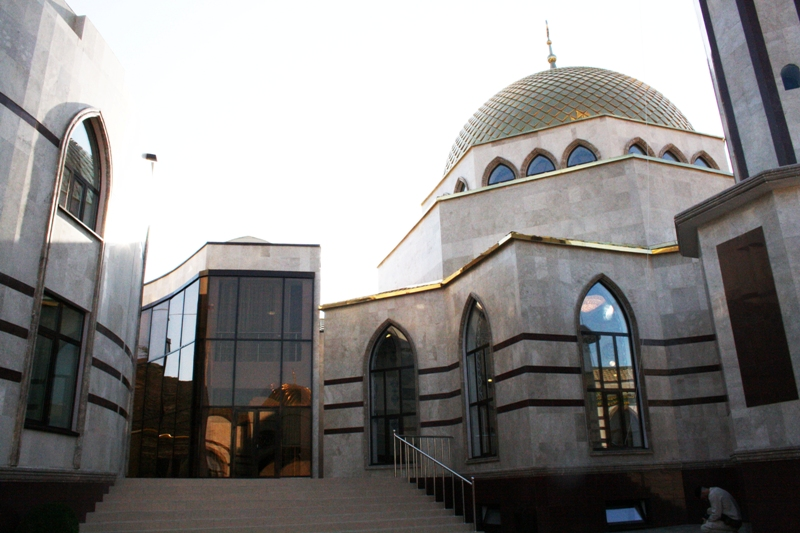 Школа хафизов в Чечне