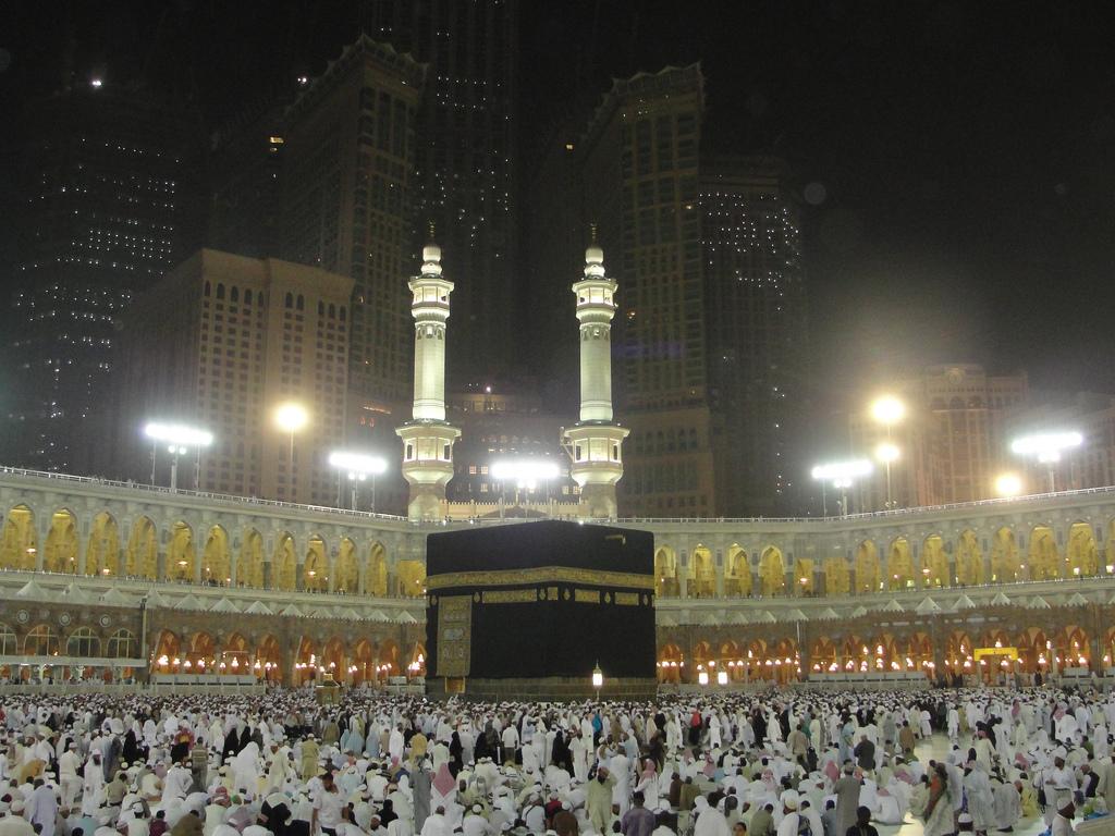 хадж фото, кааба фото, мусульмане фото