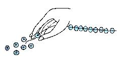 бисероплетение схемы для детей поделки из бисера