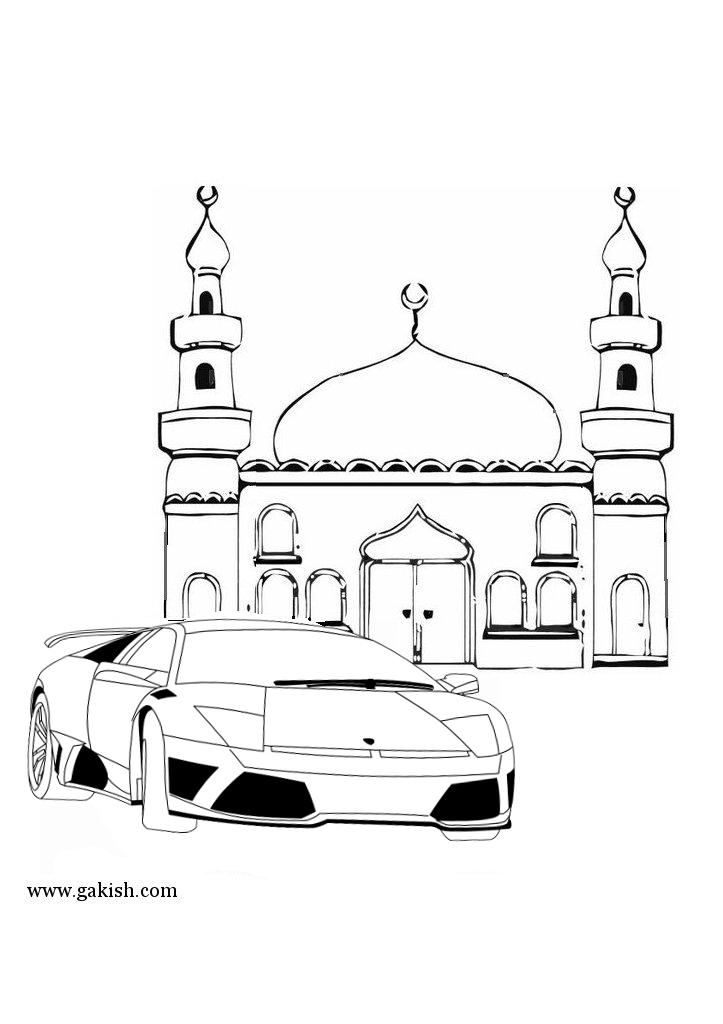 Чеченский флаг раскраска