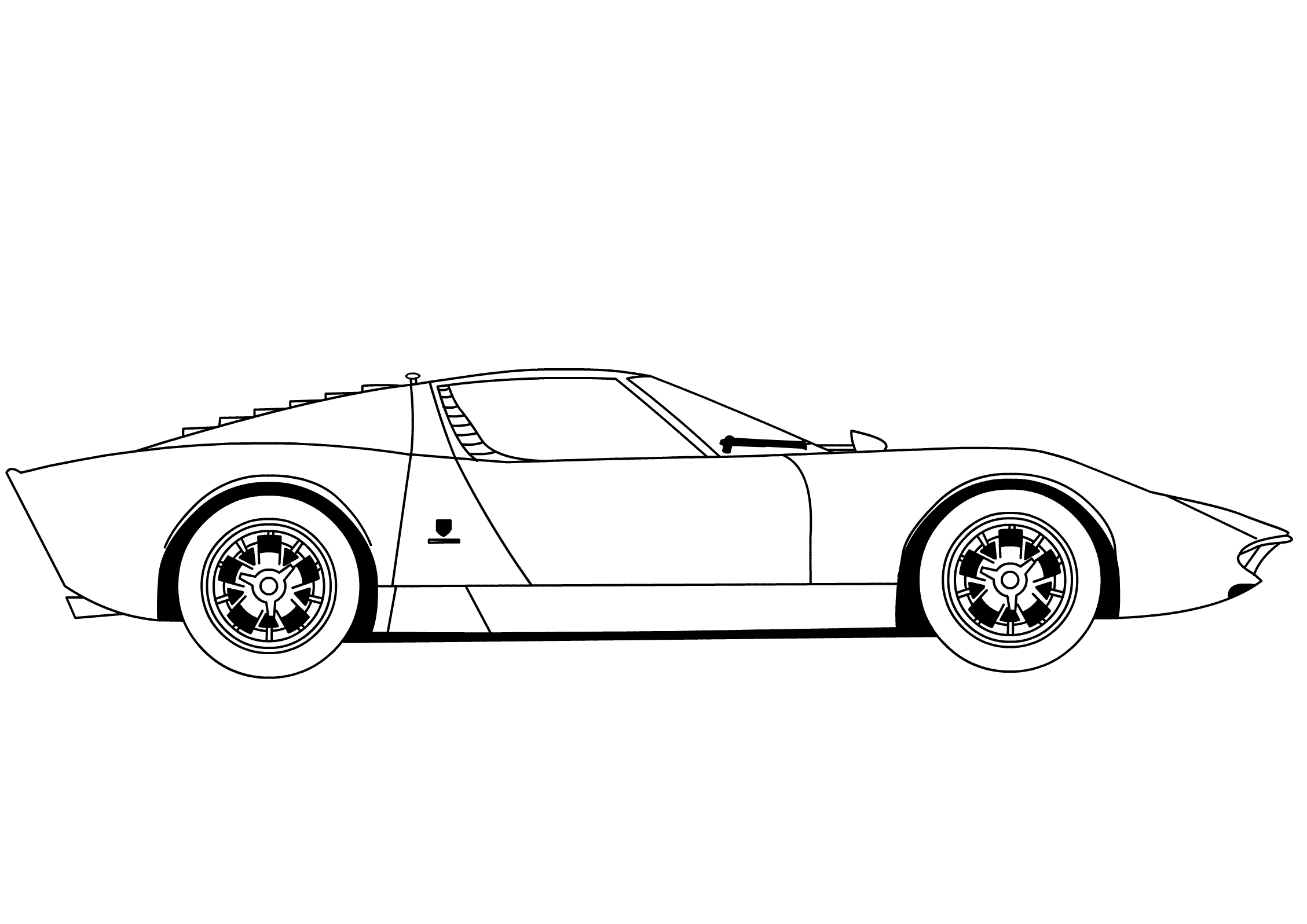 Раскраски Ламборджини Coloring pages Lamborghini