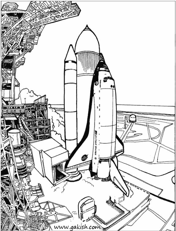 Раскраска ракета,  раскраски космос, раскраски космические, раскраска космонавт