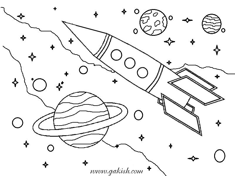 Картинка для детей луна и звезды