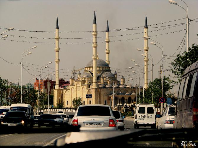Чечня фото 2011