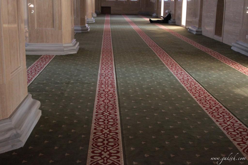 фото мечети Чечня Грозный Сердце Чечни мечеть