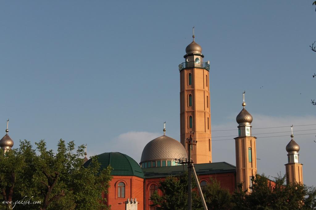 Мечети фото Чечня Грозный