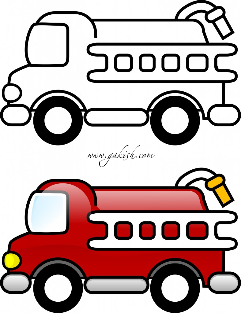 раскраски для детей, раскраски машины, раскраски для мальчиков