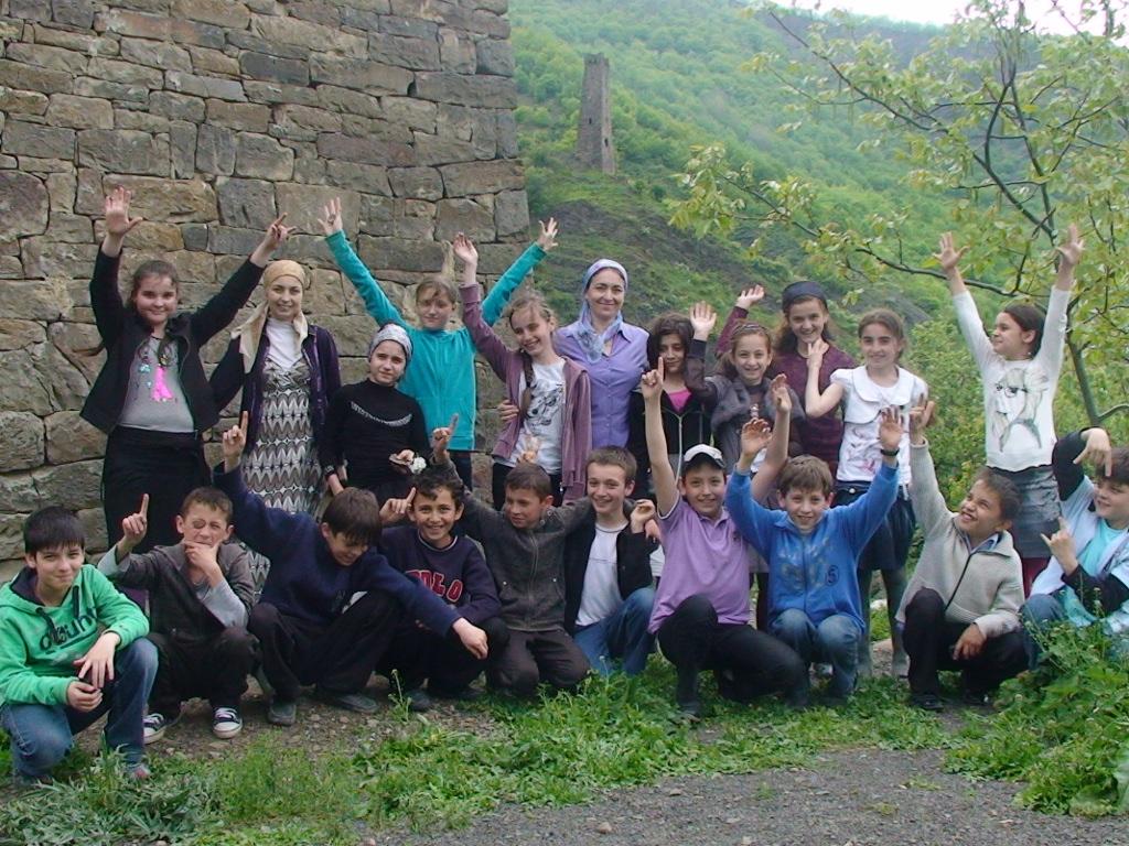 Туризм в Чечне