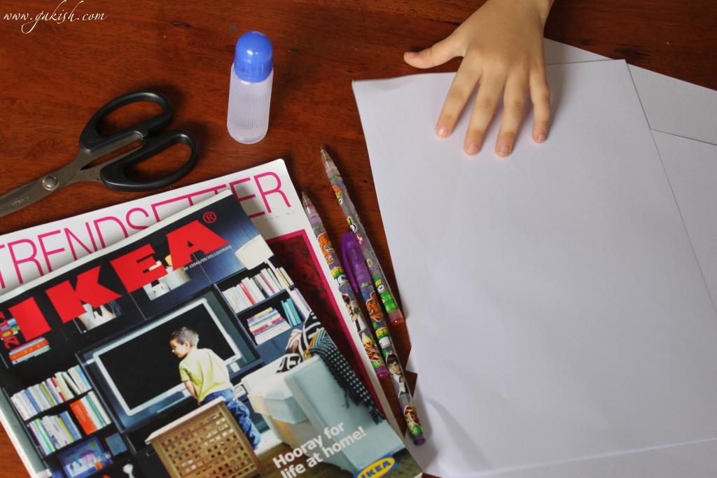 Поделки аппликации из бумаги для детей