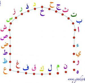 Арабский алфавит игры онлайн